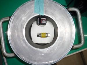 トリタン線源の計測